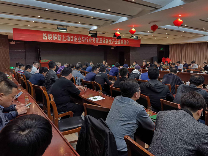 DOING company participated in the pyrolysis technology symposium held in Henan, China