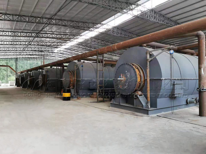 How to buy high quality waste plastic pyrolysis machine?